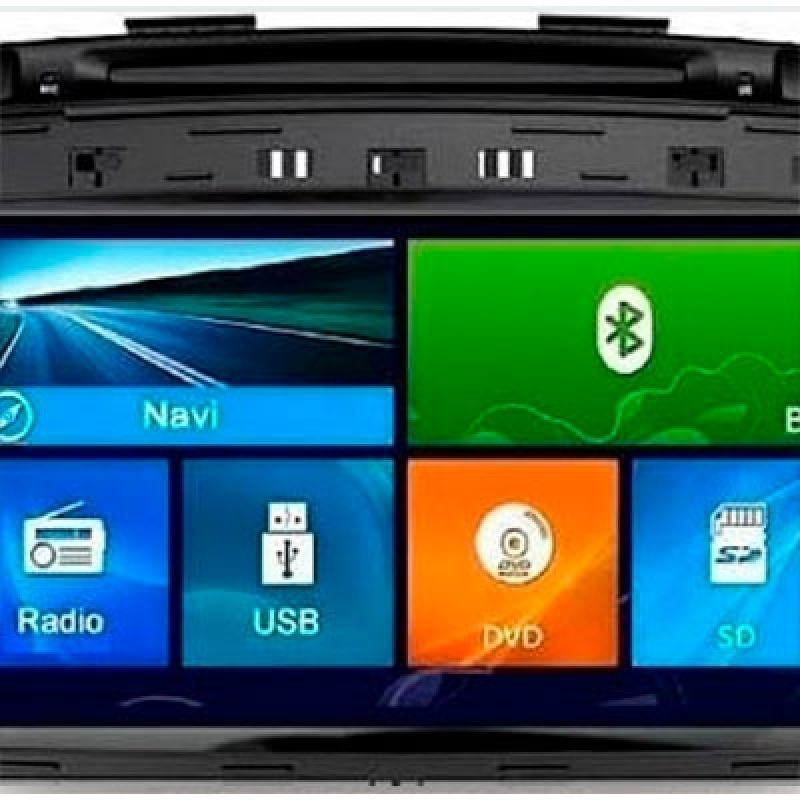 Som Automotivo Dvd Bluetooth Valores Vila Ipê - Som Automotivo Universal