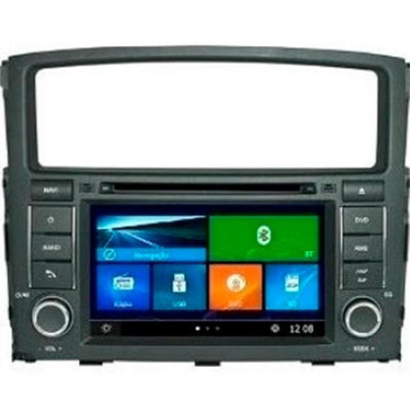 Valor de Som Automotivo Dvd Bluetooth Vila Proost de Sousa - Som Automotivo Universal